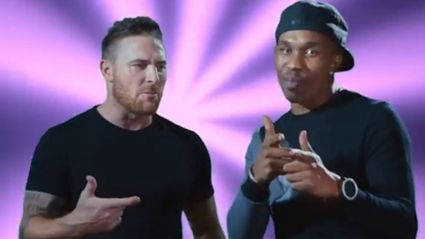 Black Caps Skipper Brendon McCullum Stars in Dwayne Bravo Music Video