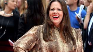 "Melissa McCarthy Was ""Basically Doing Drag"" at 20"