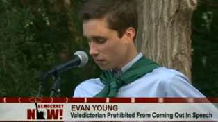 Watch This Gay Valedictorian Give His Banned Graduation Speech