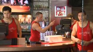 """Male Version of """"Hooters"""" Opens For Business"""