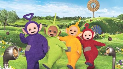 The Teletubbies Will Now Have Touch Screens In Their Stomachs!