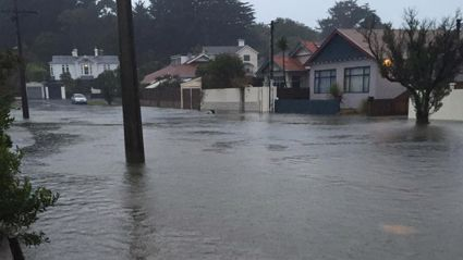 Photos: Flooding In Dunedin