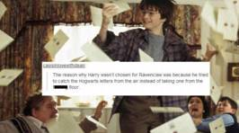 Tumblr Will Force You to Rethink Everything About Harry Potter