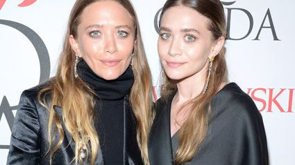 The Olsen Twins Storm Off Red Carpet