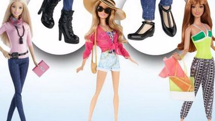 Barbie Can Finally Take Off Her Heels!