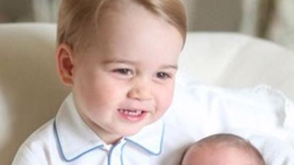 First Photos Of Princess Charlotte Are Released - Awwww!