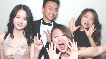 Ormiston College Ball Photobooth Pics