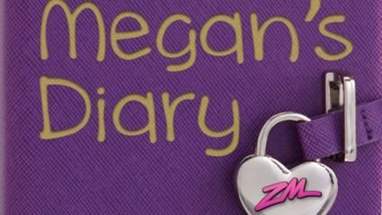 Megan's Diary #9 - First Date And Finger Rubbing