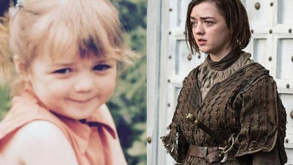 The 'Game Of Thrones' Cast When They Were Younger