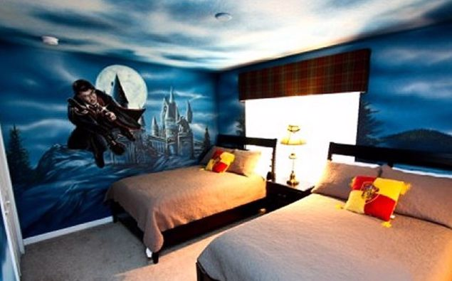 Harry Potter Bedrooms We Re Definitely Not Too Old For