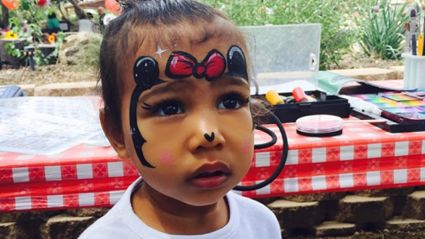 See Photos From North West's 2nd Birthday Party at Disneyland