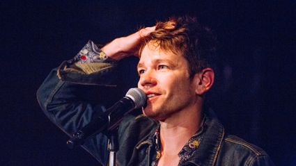Nate Ruess Performs Live For iHeartRadio