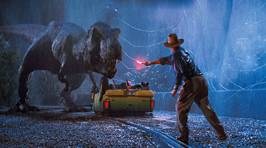 If 'Jurassic Park' Happened On Facebook