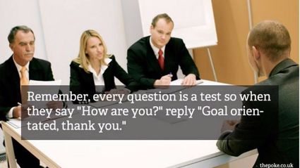Tips For Job Interviews You Should Definitely Use