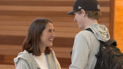 VIDEO: PJ's Aussie Romance - The Emotional Airport Goodbye