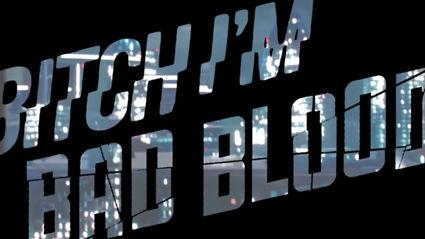 "Madonna/Taylor Swift Remix ""Bitch I'm Bad Blood"""