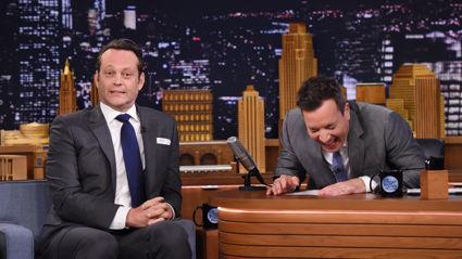 Watch Vince Vaughn SLAY Jimmy Fallon's 5-Second Movie Summaries Challenge!