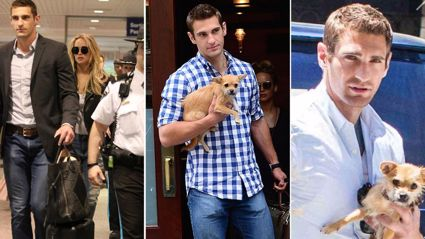 The Internet Loves Jennifer Lawrence's Bodyguard
