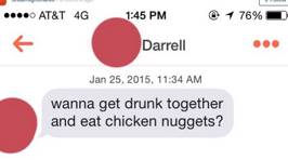 More Of The Best Worst Tinder Messages
