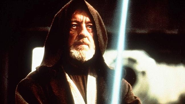 """Alec Guinness — Star Wars: It sounds like the man who played Obi-Wan Kenobi wished he stayed far, far away from the movie franchise that he once described as """"fairytale rubbish"""". In a letter to a friend during the filming of the original, he wrote, """"Can't say I'm enjoying the film … new rubbish dialogue reaches me every other day on wadges of pink paper — and none of it makes my character clear or even bearable"""". He again trashed the films in his memoir, saying, """"I shrivel inside each time it is mentioned""""."""