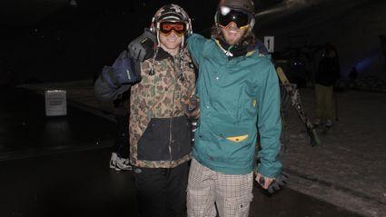 ZM at Night Skiing In Queenstown