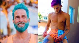 "PHOTOS: The ""Merman"" Trend"