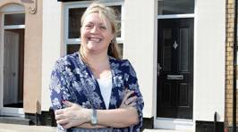 This Woman Bought Her House For £1 - Look At It Now