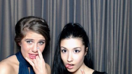 Rangitoto College Year 12 Ball Photobooth Pics