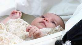 PHOTOS: Princess Charlotte Is Christened