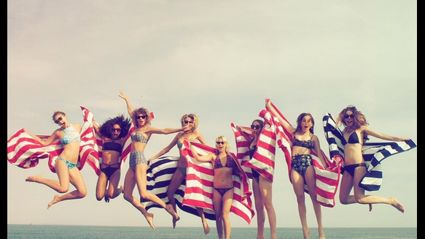 How Our Fav Celebs Celebrated 4th July