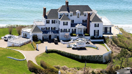 13 Of The Most Stunning Celebrity Homes