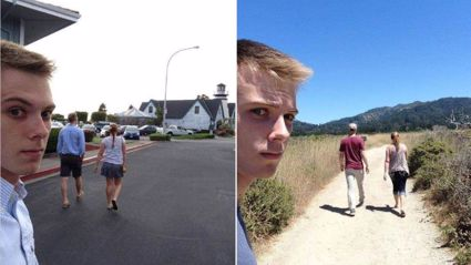 Man Documents His Life As A Third Wheel In Hilarious, Yet Slightly Unnerving, Detail