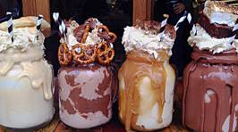 """People Are Going Nuts For """"Freakshow"""" Milkshakes"""