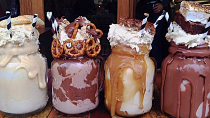 "People Are Going Nuts For ""Freakshow"" Milkshakes"