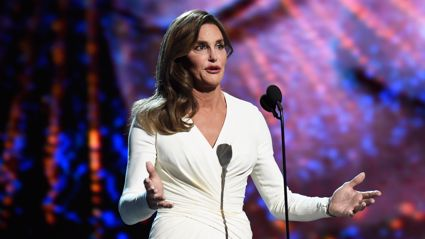 PHOTOS: Caitlyn Jenner Accepts Courage Award At The ESPYS