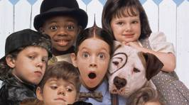Here's What the Cast Of 'Little Rascals' Look Like Now