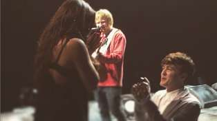 Jesy Nelson and Jake Roche Get Engaged Thanks to Ed Sheeran