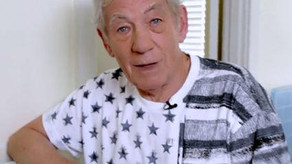 Ian McKellen's Scrambled Eggs on Toast