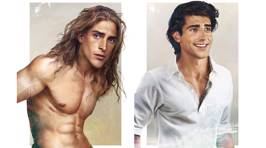 What Disney Princes Would Look Like In Real Life (Hint: HOT!)