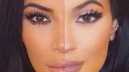 Matching! Kim Kardashian & Kylie Jenner Are Like Twins!
