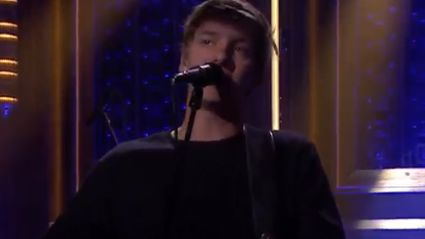 George Ezra - Budapest Live On The Tonight Show Starring Jimmy Fallon