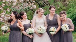 89-Year-Old Grandmother Steals the Show As Bridesmaid