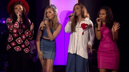 Little Mix cover Jason Derulo AND Whitney Houston