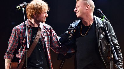 "Hear Macklemore's Track ""Growing Up (Sloane's Song)"" feat. Ed Sheeran"