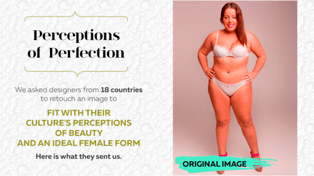 What the 'Ideal' Woman's Body Looks Like Around the World