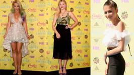 2015 Teen Choice Awards Red Carpet Photos