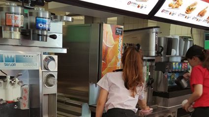 Men Are Flocking to a McDonald's In Taiwan to Ogle a Female Employee