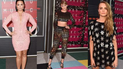 PHOTOS: MTV VMAs 2015 Red Carpet
