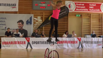 Cycle Gymnastics Is A Thing And Its Amazing!