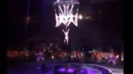 Acrobats Critically Injured In Horrifying Trapeze Accident